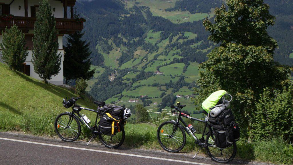 Этапы подготовки к велосипедному путешествию