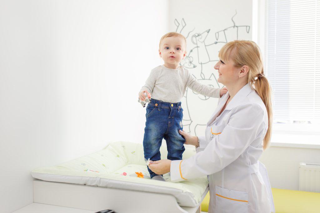 Аллергия у ребенка: как реагировать?