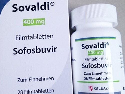 Лекарство от гепатита С