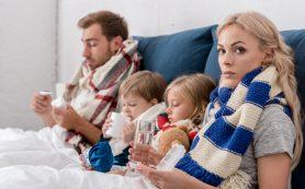 Как быстро остановить простуду?