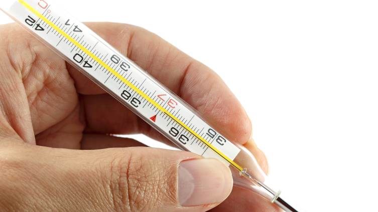 Как понизить температуру без приема лекарственных препаратов