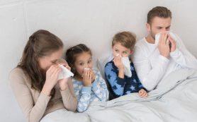 Как укрепить иммунитет ребенка осенью
