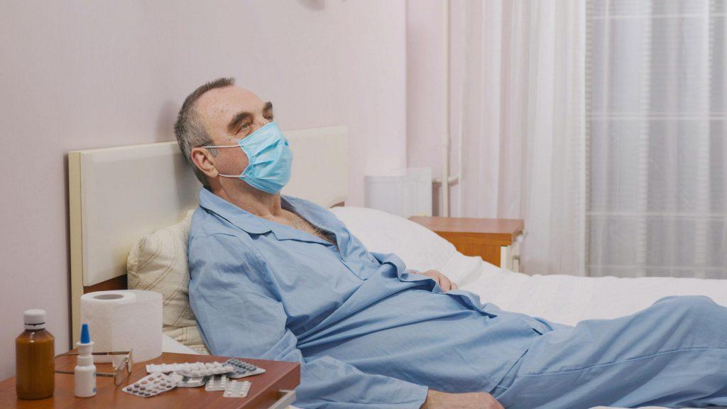 В вашем доме живет больной COVID-19? Проверьте, как себя вести