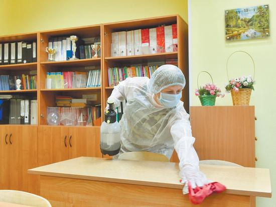 40% дезинфекционных средств в России оказались бессильны перед коронавирусом