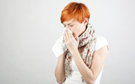 Почему возникает сухой кашель по ночам?