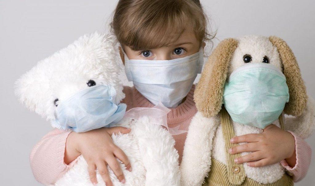 Полиомиелит у детей: симптомы и лечение