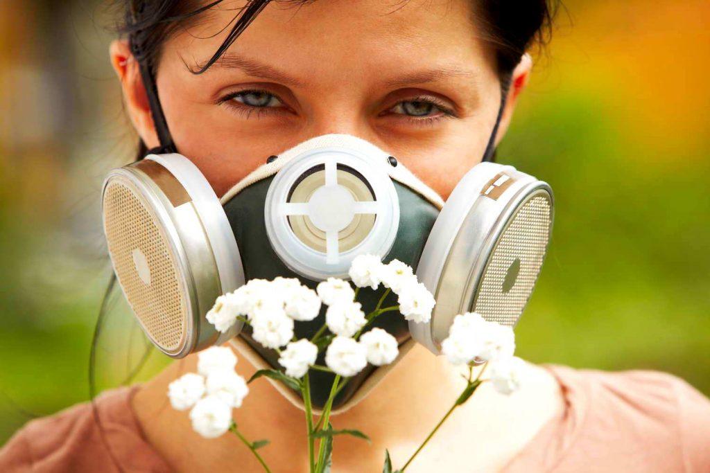 Аллергия на цветение: симптомы и лечение
