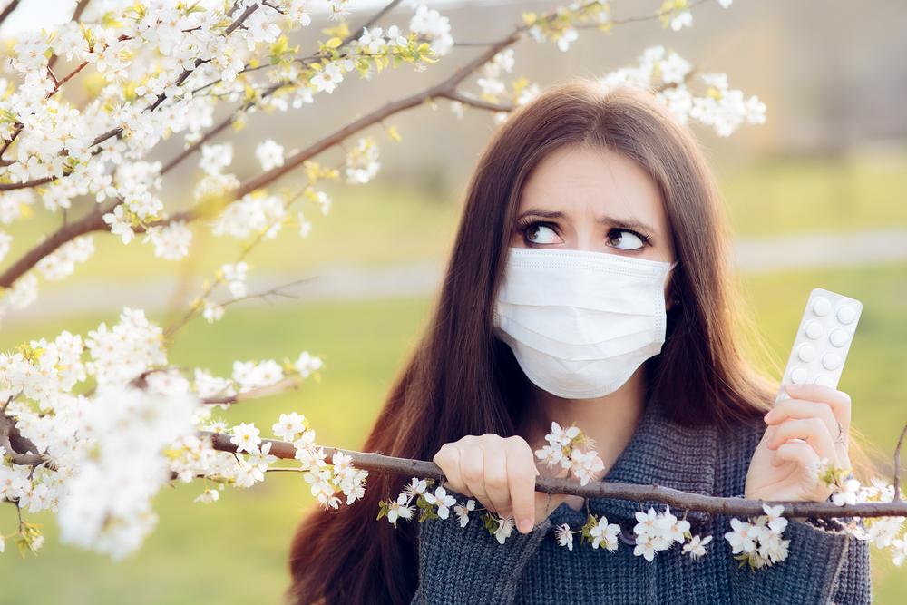 Весенняя аллергия: инструкция по выживанию