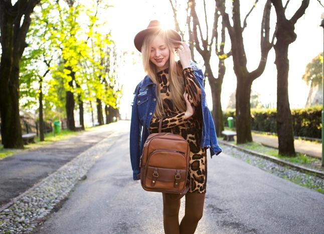 Как выгодно купить женский кожаный рюкзак с доставкой по Украине