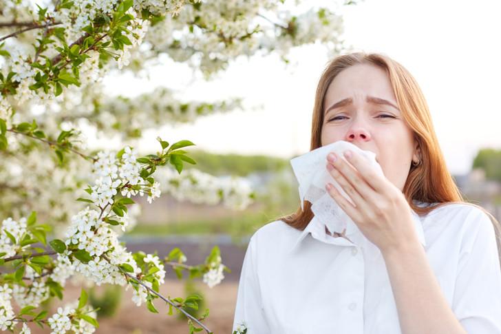 Какая бывает аллергия: виды аллергических реакций