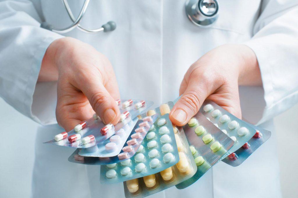 Лекарства для лечения гормонами щитовидной железы